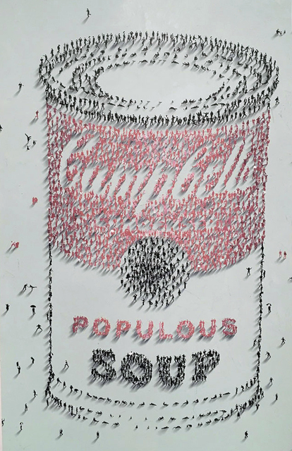 , 'Populus Soup,' 2018, Connect Contemporary
