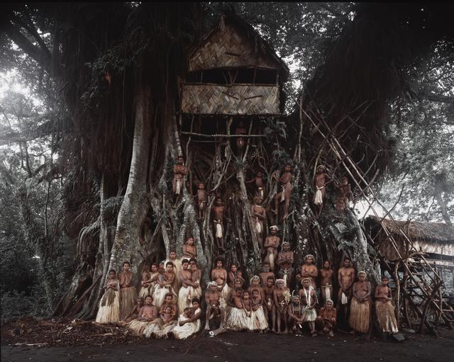 , 'Ni Yakel Tribe,' 2014, CAMERA WORK