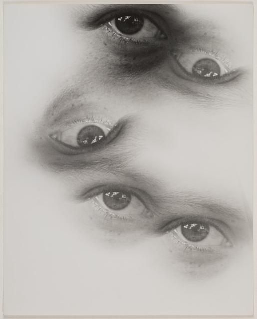 , 'Untitled (Multiple exposure: eyes),' 1938, Robert Koch Gallery