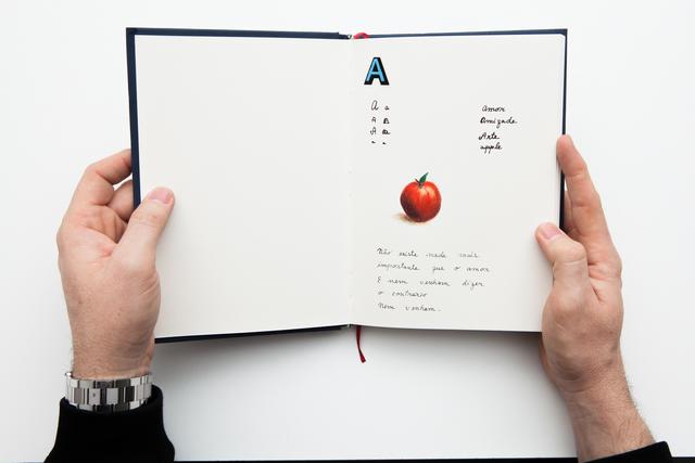 , 'ABC - Um guia prático para crianças de todas as idades,' 2014, Luciana Caravello Arte Contemporânea