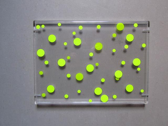 Regine Schumann, 'wandarbeit transparent/gelb', 2009, Edition & Galerie Hoffmann