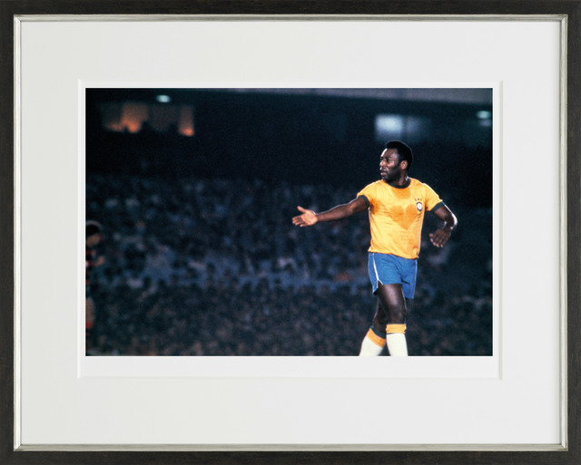 Pelé, 'The Heart Of The King', 2016, Castle Fine Art
