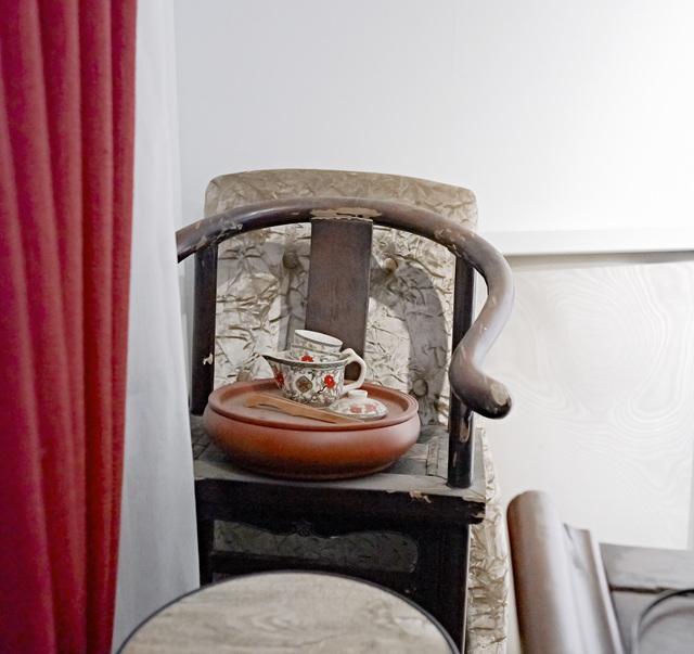 , 'Chair,' 2015, Galerie Rüdiger Schöttle