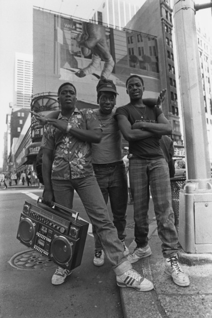 , 'Sounds of the City,' 1987, Getty Images Gallery