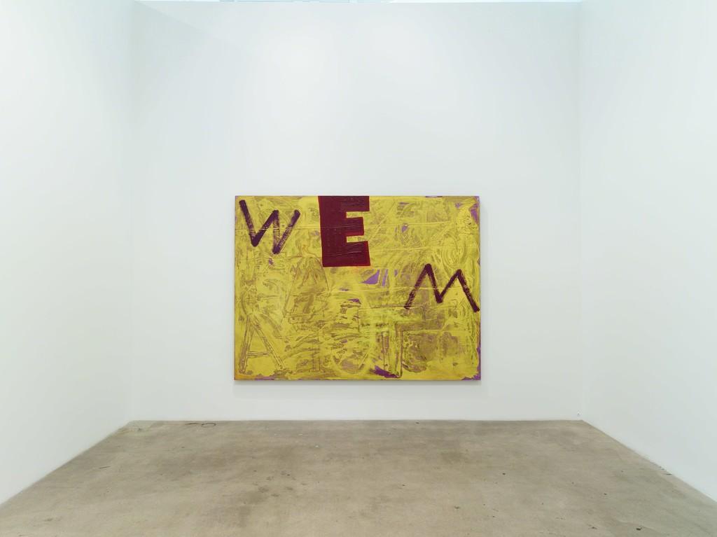 Samuel Jablon: Over Heard installation view (Diane Rosenstein, Los Angeles)