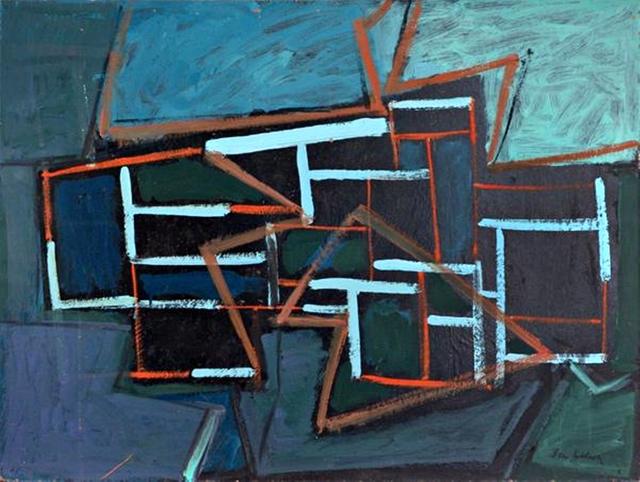 , 'HABITATION,' 1982, Alpha 137 Gallery