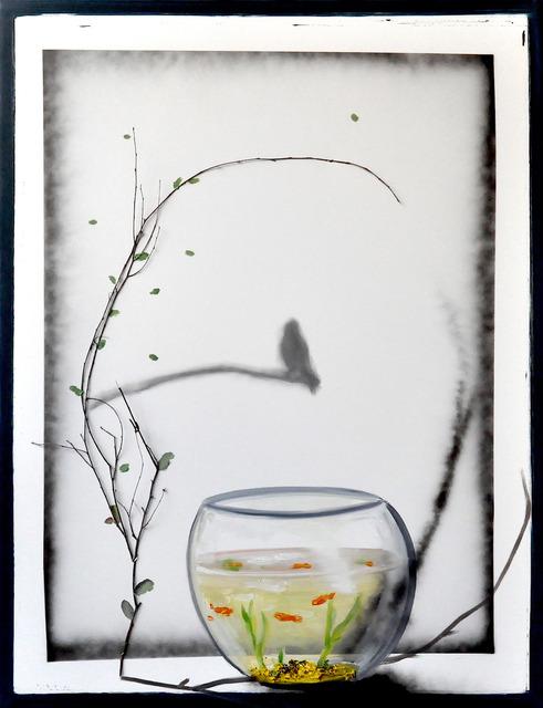 , 'Le moineau,' 2017, Mazel Galerie
