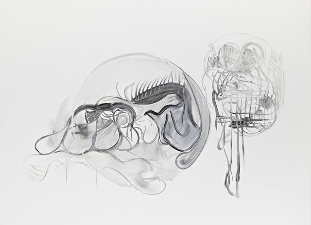 , 'Untitled (caspar blinky),' 2014, Galerie Eva Presenhuber