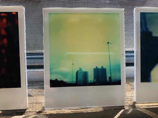 Stefanie Schneider, 'Last Exit Brooklyn', 2006, Photography, Lambda digital Color Photographs based on a Polaroid, Instantdreams