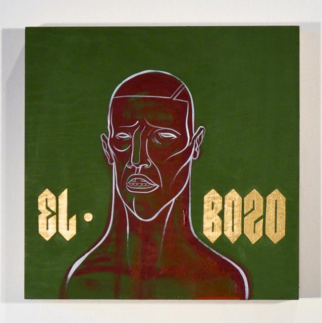 , 'El Bozo,' 2014, Jonathan LeVine Projects