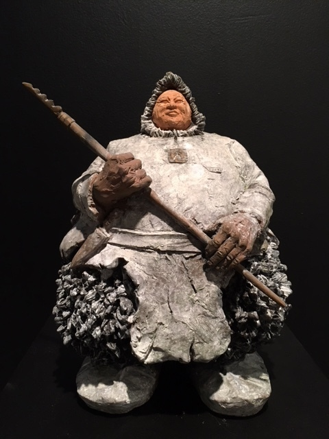 , 'Inuit Guardian,' 2014, Massey Klein Gallery
