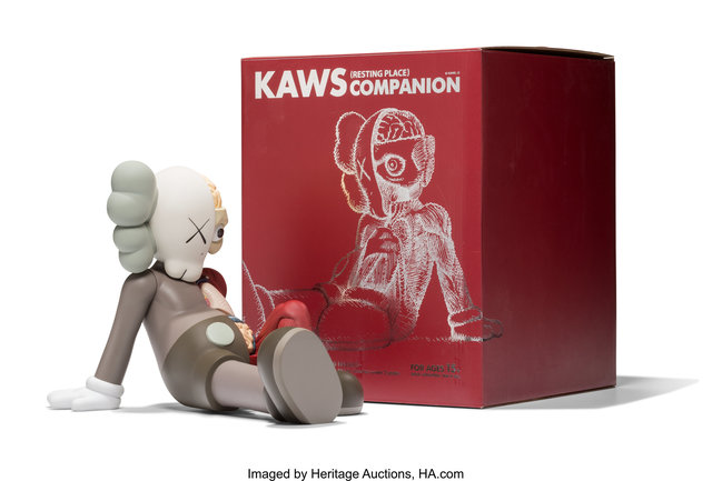 KAWS, 'Resting Place Companion', 2012, Heritage Auctions