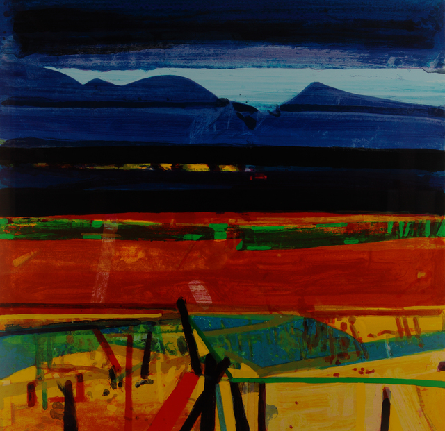 , 'Achill Fence,' 2013, Castlegate House Gallery