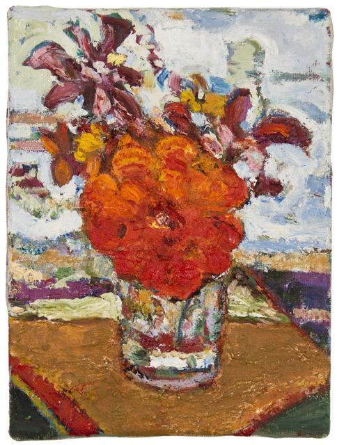 Bernard Chaet, 'Red Flower', 2010, FRED.GIAMPIETRO Gallery