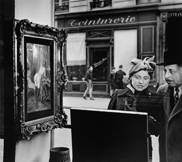 , 'A Sideways Glance,' 1948, Be-hold