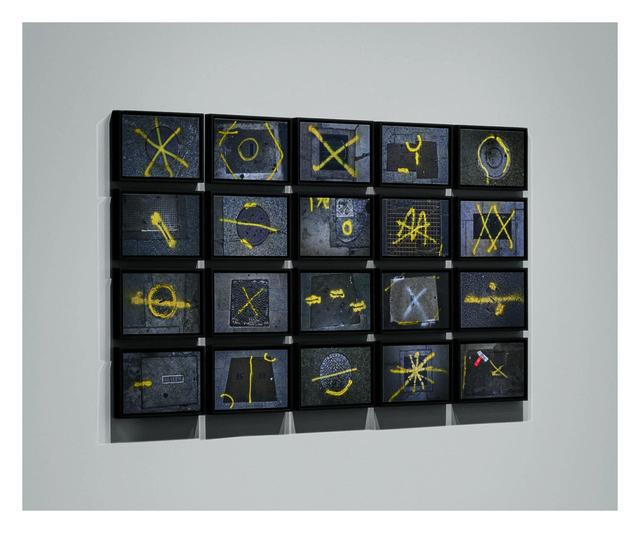 , ''State Visit' set of 20 prints,' 2016, Michael Hoppen Gallery