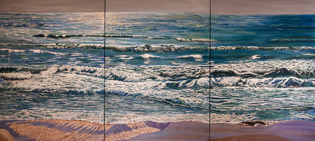 Talieh Kesh, 'Southern Afternoon', 2014, Fine Art Maya
