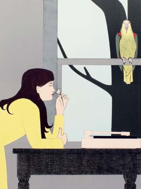 , 'Silent Season Spring,' 1971, Resource Art
