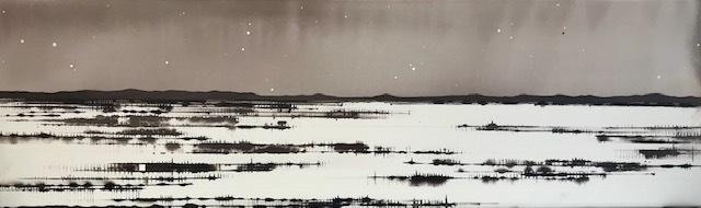 , 'Moonlight and Desert, Central Australia,' 2018, Art Atrium