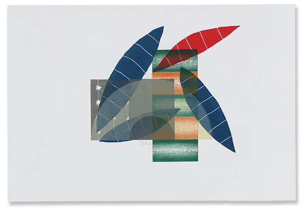 Richard Tuttle, 'The Inevitable Husband, C', 2015, Upsilon Gallery