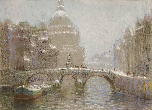 , 'CANAL BRIDGE,' , Jerald Melberg Gallery