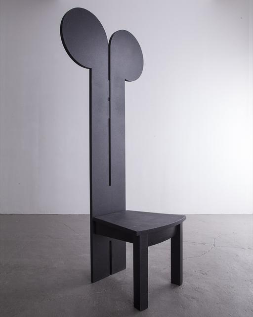 """, '""""Mickey MacIntosh"""" chair,' 1981, R & Company"""