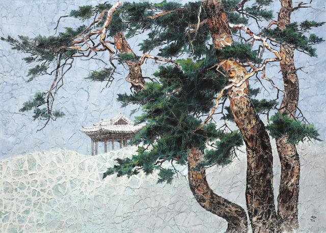 , 'Finetree of Korea,' 2014, Leeseoul Gallery
