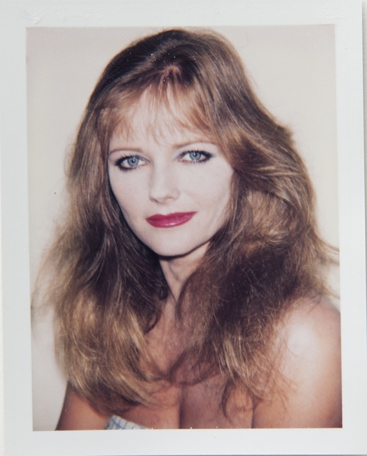 Andy Warhol, 'Andy Warhol, Polaroid Portrait of Cheryl Tiegs, 1984', 1984, Hedges Projects