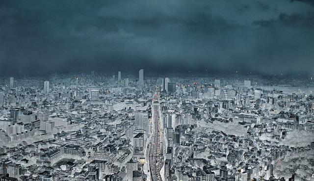 , 'Tokyo View #3,' 2009, Galerie Anhava