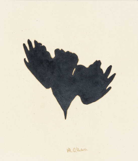 , 'Crow #11,' 2016, Anglim Gilbert Gallery