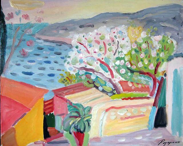 , 'Flowering Tree,' 1999, Artist's Proof