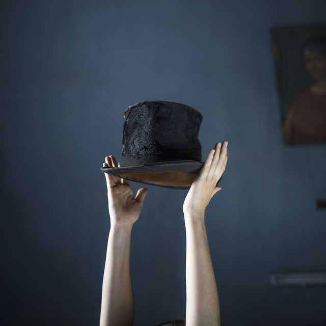 , 'The Magician's Hat,' 2014, photo-eye Gallery