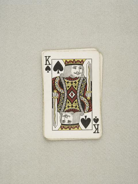 , 'The Golden Ratio (King of Spades: Thirteen) ,' 2019, Cob