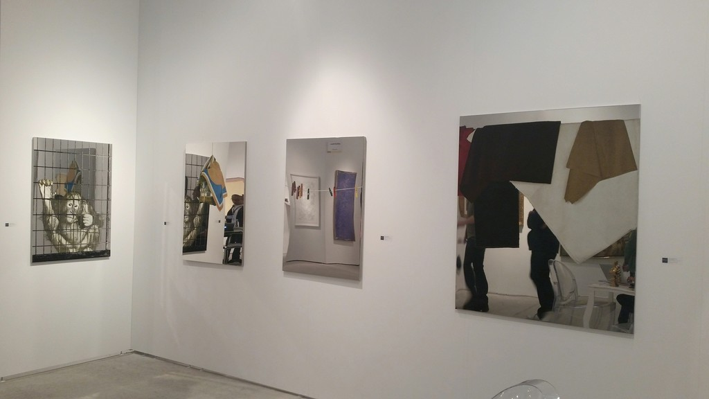 Repetto Gallery at Art Miami