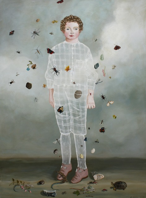 , 'Boy and Bugs,' , Gail Severn Gallery