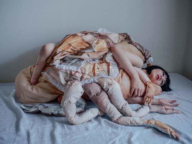 , 'bystander #008,' 2016, MIYAKO YOSHINAGA