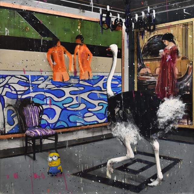 Angelo Accardi, 'The Bathers ', 2019, Eden Fine Art