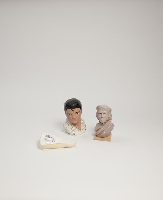 , 'Joan of Arc, Elvis, Che ,' ca. 2011, El Museo del Barrio