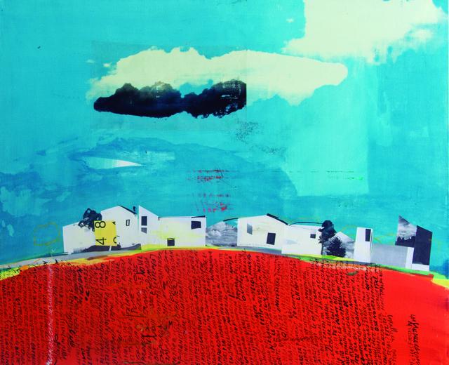, 'Viladamat (Village in Spain),' 2015, Caldwell Snyder Gallery