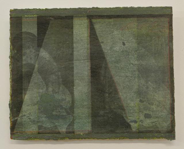 , 'Les forces en présence 19,' 2017, Isabelle Gounod