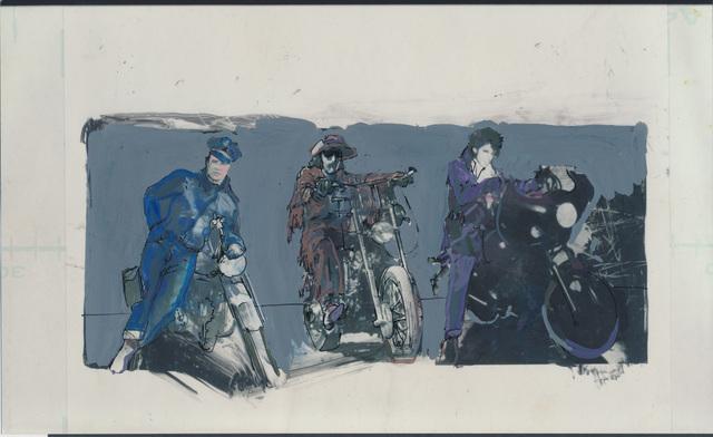 , 'Brando/Hopper/Prince - hand painted I,' 1980, Anglim Gilbert Gallery