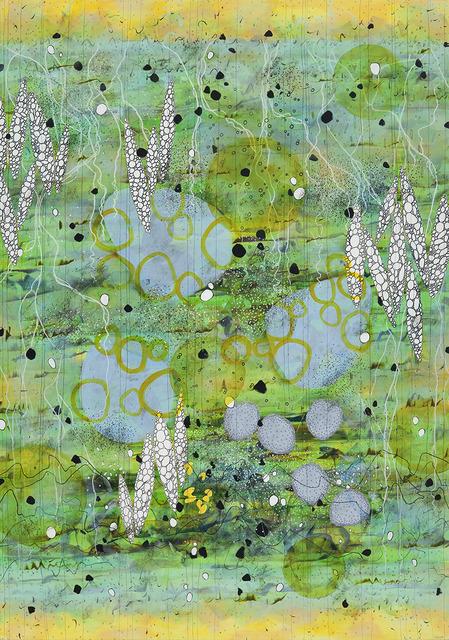 , 'Metascules No. 5,' 2012, Octavia Art Gallery