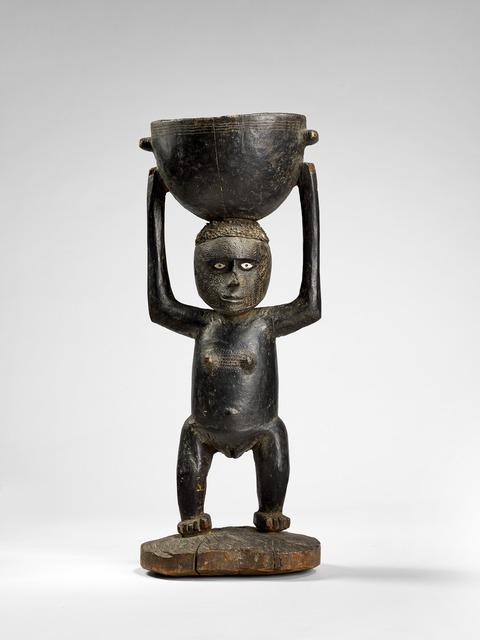 , 'Sculpture féminine (Female sculpture),' , Musée du quai Branly