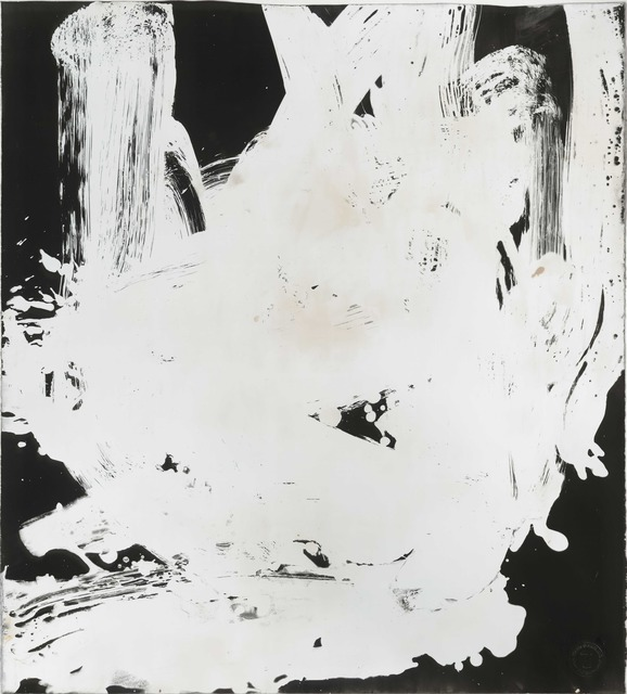 Wang Dongling 王冬龄, 'More than White, Snow', 2013, Ink Studio