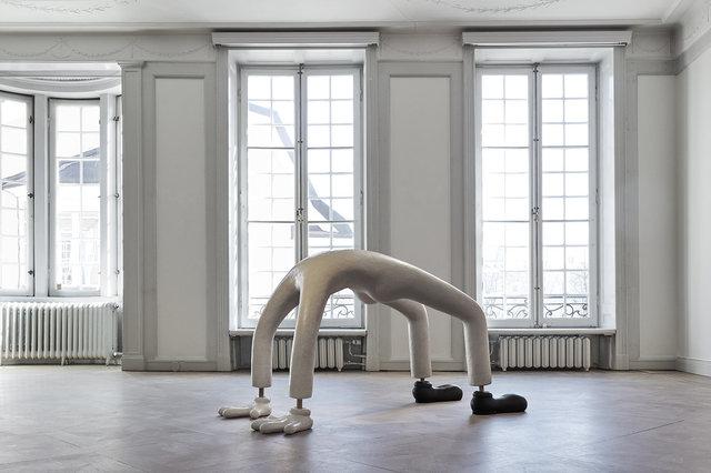 , 'Body Sculpture,' 2017, CFHILL