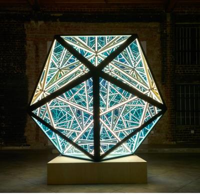 Anthony James, 'Portal Icosahedron', 2017, Unit London