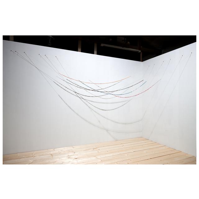 , 'Skyline 140101~6,' 2014, Gallery SoSo