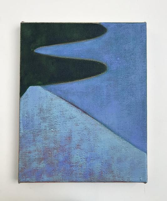 Kristine Moran, 'Plausible Peninsula', 2018, Daniel Faria Gallery