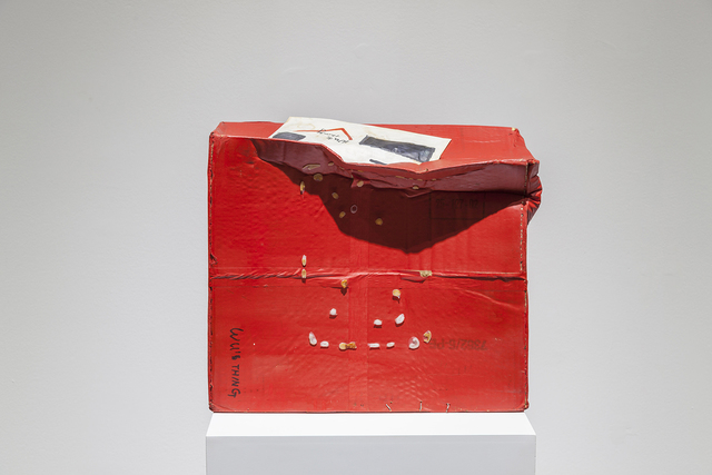 , 'A Little Red Box Voted by Wu's Thing,' 1990-1991, Long March Space