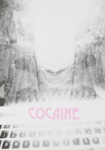 , 'Cocaine,' 2012, Studio Voltaire